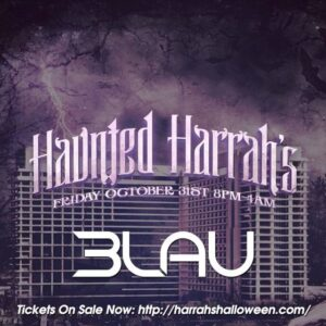 Haunted harrahs blau event info promo code discount hotel casino event