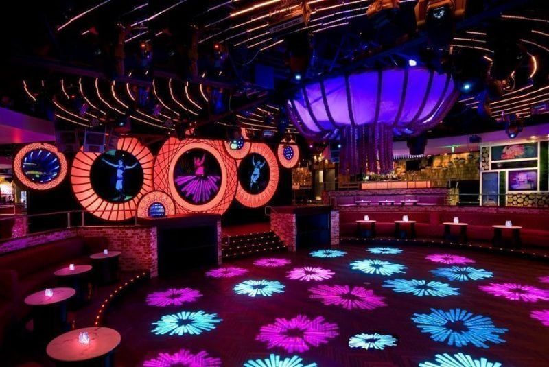 Nightclubs In Pacific Beach Ca