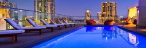 san diego andaz hotel night clubs