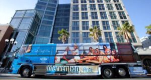 San Diego Hard Rock Wintervention 2015 Party bus locations limo bus transportation