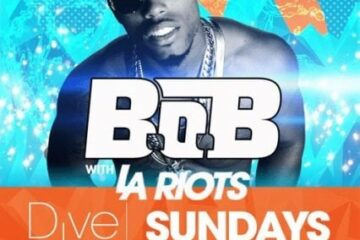 Dive Day Club BOB La Riots Promo Code Harrahs