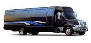Harrahs Dive DayClub Party Bus Transportation Pickup Locations