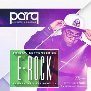 Dj E rock Parq San Diego PROMO CODE DISCOUNT TICKETS