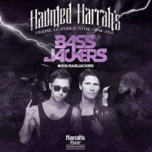 Haunted Harrahs Halloween Hotel 2015 Promo Code Discount