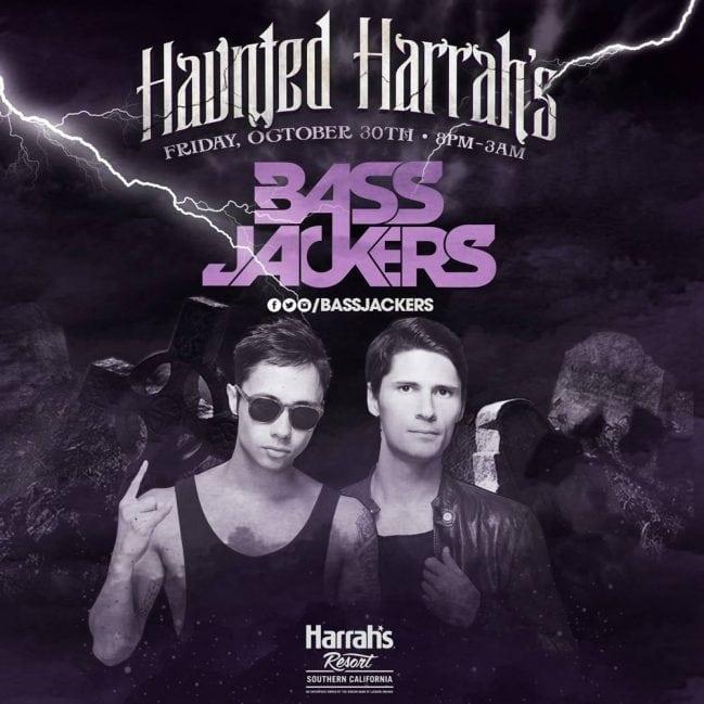 Harrahs Halloween Hotel 2015 Promo Code Discount