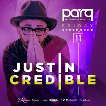 Justin Credible Parq Promo Code Discount Tickets San Diego