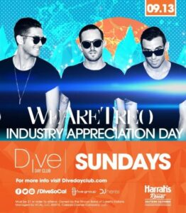 dive day club harrahs hotel casino discount packages