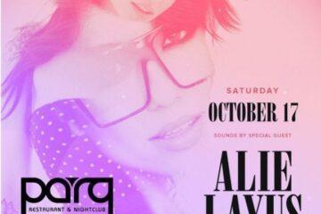 Parq San Diego Alie Layus Promo Code Discount Tickets