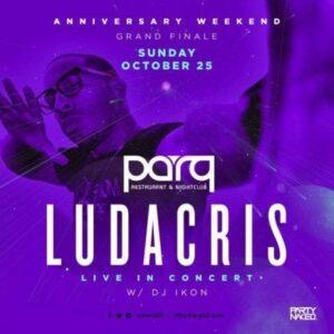 Parq San Diego Ludacris Promo Code Discount Tickets