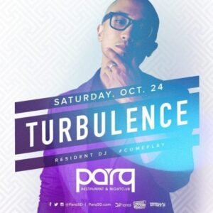 Parq San Diego Turbulence Promo Code Discount Tickets