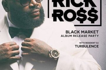 Parq Night Club Rick Ross Tickets DISCOUNT PROMO CODE