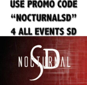 San Diego Night Club PROMO CODES DISCOUNTS ALL EVENTS hardrock parq omnia fluxx ad sidebar f6ix
