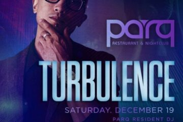 Dj TURBULENCE Parq Promo Code Discount Tickets San Diego Club