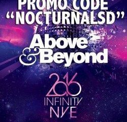 Infinity NYE 2016 DISCOUNT Above Beyond Woods Crizzly UV Wake Flaka