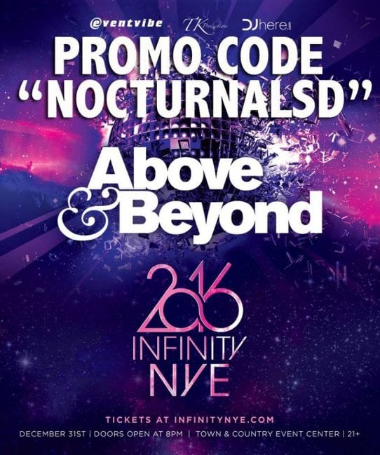 Infinity Nye 2016 San Diego, new years eve, DISCOUNT PROMO CODES COUPONS, hotel room, bus, limo, tickets, vip bottle table service, woods, above beyond waka flame . parties, events, vip bottles, tables, guest list, town and country, mission valley fashion valley, gaslamp , downtown, harbor, fancy, upscale, classic, classy, 20s 30s 40s 50s 60s 70s 80s 90s 2000s parties, transportation, poway, oceanside, carlsbad, encinitas, rancho bernado, escondido, la mesa, mesa, hillcrest, bankers hill, pacific beach, ocean beach, mission beach, coronado, del, del mar, la jolla, 4s, scripps ranch, mira mar, mira mesa, lakeside, santee, south park, north park, national city, tierra santa, balboa , prado, hyatt, marriot, andaz, palomar, omnia, parq, fluxx, f6ix, sidebar, bassmnt, belo, analog, thin, onyx, whiskey go go, double deuces, incahoots, moonshine flats, beach wood .