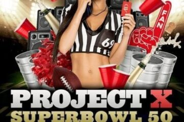 Super Bowl AD Club Project X Prom Code Tickets