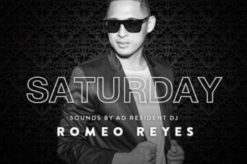 Ad Night Club Romeo Reyes Discount Promo Code San Diego