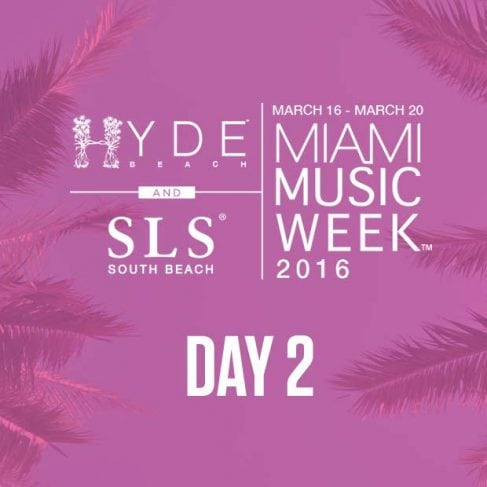 SLS Miami Michael Woods Discount Promo Code Tickets