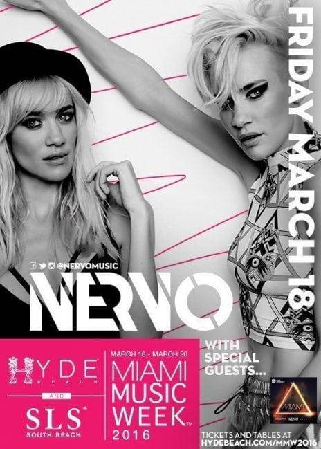 SLS Miami Nervo Discount Promo Code Tickets