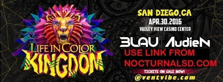 Life In Color San Diego Tickets For Sale DISCOUNT CODE