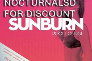 SunBurn Discount Promo Code Tickets Hard Rock San Diego hardrock sunburn