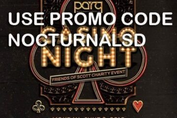 Casino Night Parq Night Club Discount Promo Code
