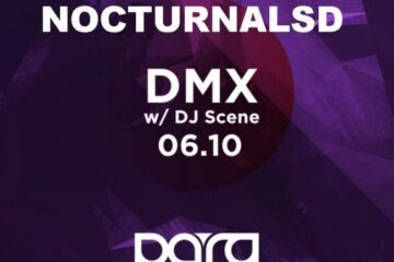DMX Parq Night Club Promo Code Guest list Tickets san diego gaslamp downtown
