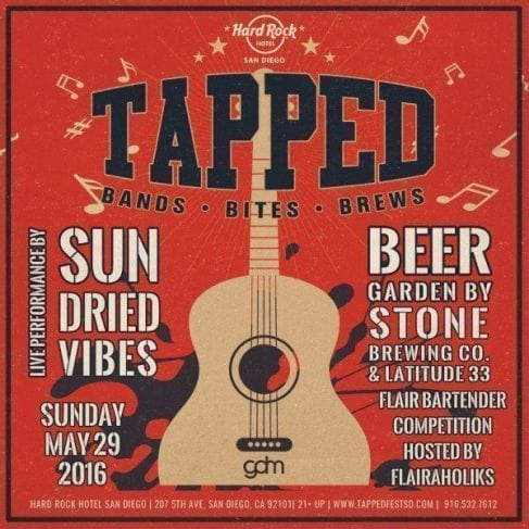 Tapped Hard Rock Festival Promo Code Tickets discount hotel for sale