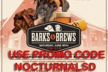 Bark And Brews Discount Promo Code FIRESIDE Patio san diego