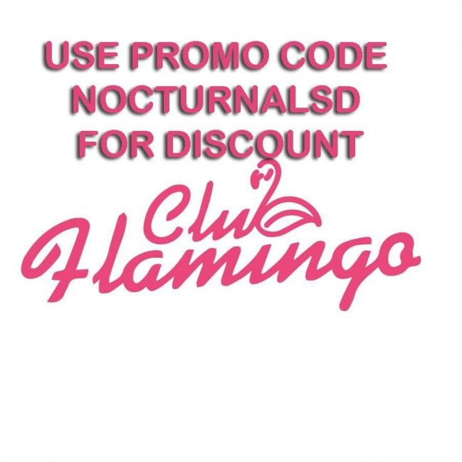 Club Flamingo San Diego Pool Party Discount Promo Code Tickets for sale