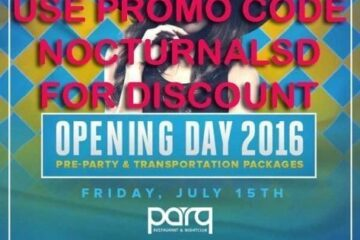 Opening Day Del Mar 2016 Bus Transportation Promo Code Discount tickets san diego