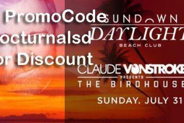 Day Light NightClub Las Vegas Claude Vonstroke Tickets Discount Promo Code, sundown nightclub day party pool party, mandalay bay, casino nevada, events vip