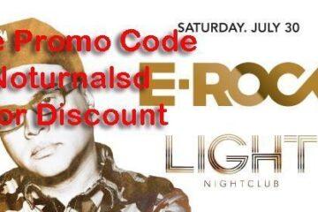 Light NightClub Las Vegas E-rock Tickets Discount Promo Code, light mandalay bay, sundown, the strip events clubs vip, guest list, transportation shuttle dj mandalay bay light sundown