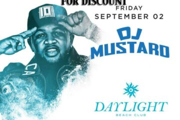 DayLight Las Vegas LABOR DAY 2016 DJ MUSTARD Tickets Discount PROMO CODE Mandalay Bay beach club