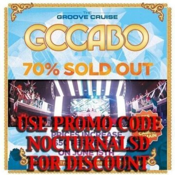 Groove Cruise Cabo Sunburn Tickets Promo Code Discount 2016 Pool Party San Lucas