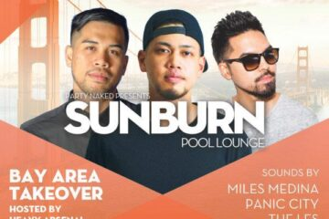 Sunburn Pool Party Finale TICKET PROMO CODE San Diego Hardrock Hotel float 207 event saturdays gaslmap