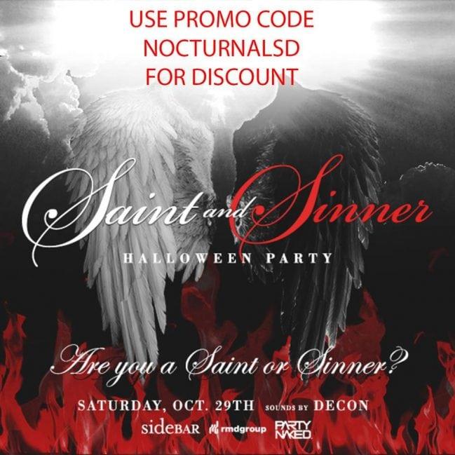 Sie bar halloween 2016 tickets promo code discount vip tickets