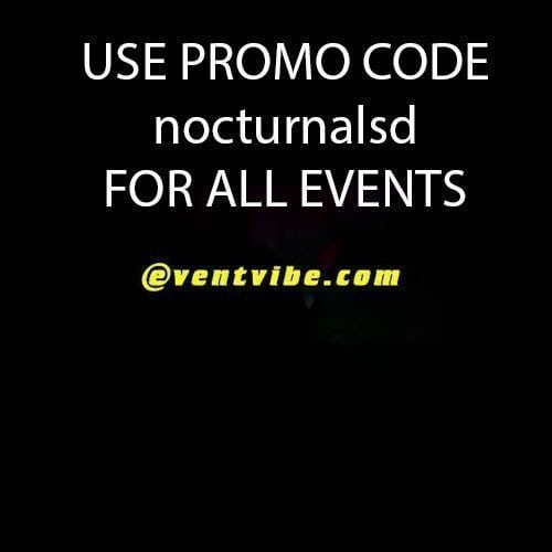 Eventvibe Tickets Discount Promo Codes Events San Diego Coupons passes wrist bands vip