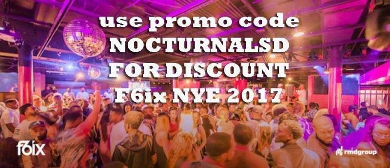 f6ix new years eve 2017 tickets