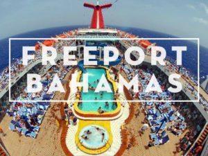 free port Bahamas spring break 2017 tickets hotels reservations flights