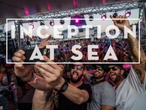 inception at sea spring break 2017 cruises top best biggest events