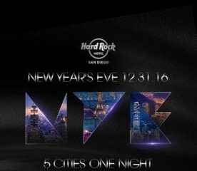 San Diego NYE 2017 Hard Rock Dirty South Tickets DISCOUNT Hotel reservations passes wrist bands dirty south