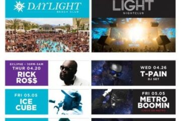 daylight light las vegas club pool tickets discount promo code 2017 mandalay bay casino events