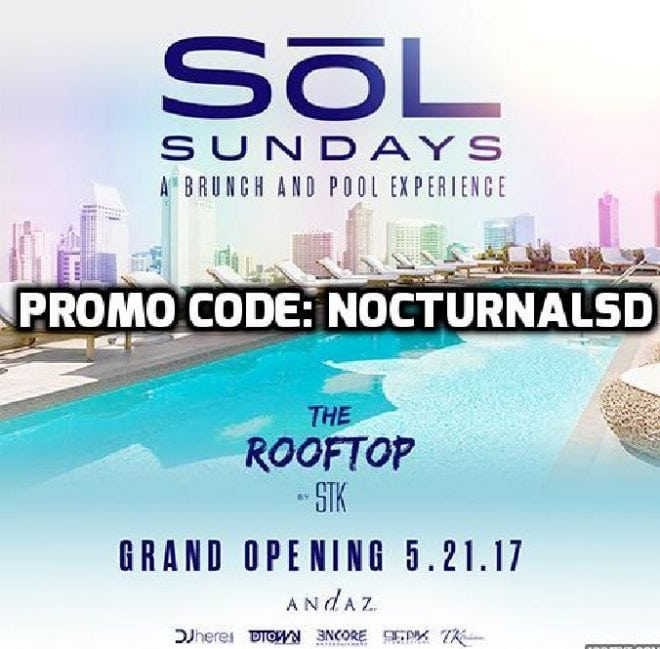 sandiego sol discount promo code
