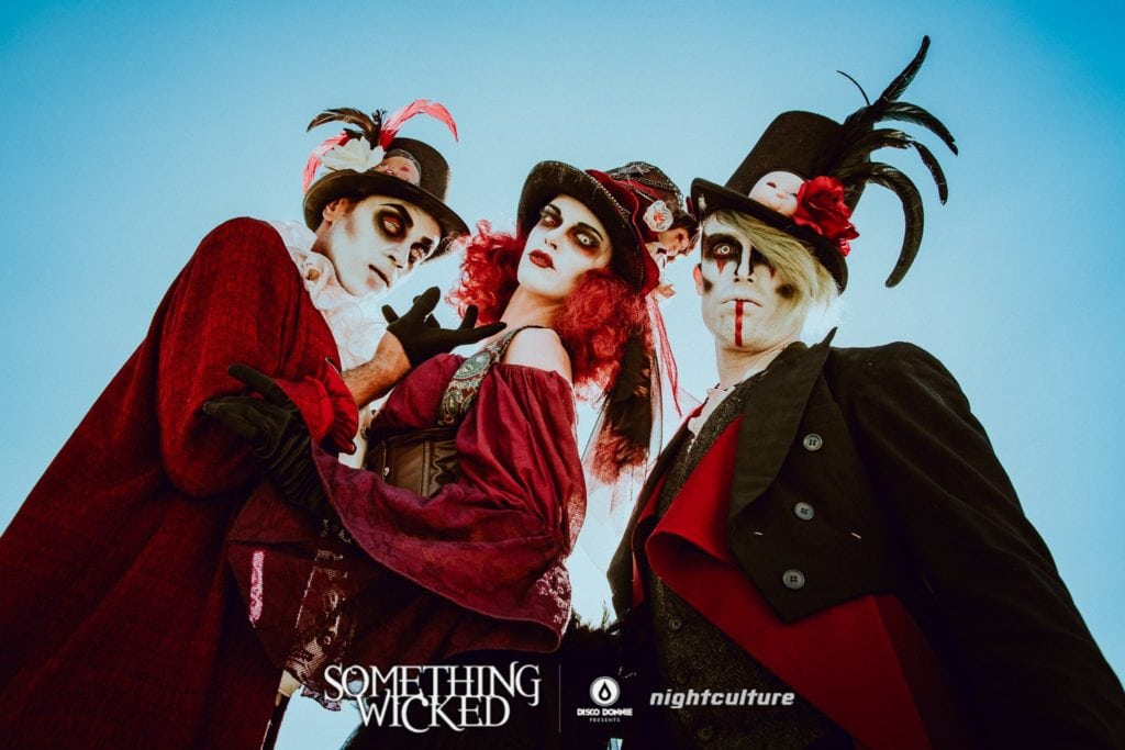 SOMETHING WICKED 2017 HOUSTON HALLOWEEN PARTY