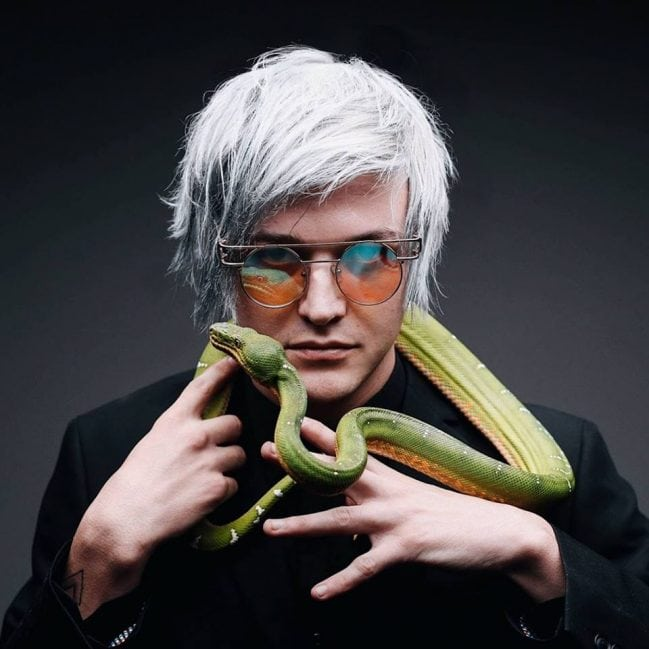 DJ Ghastly Houston