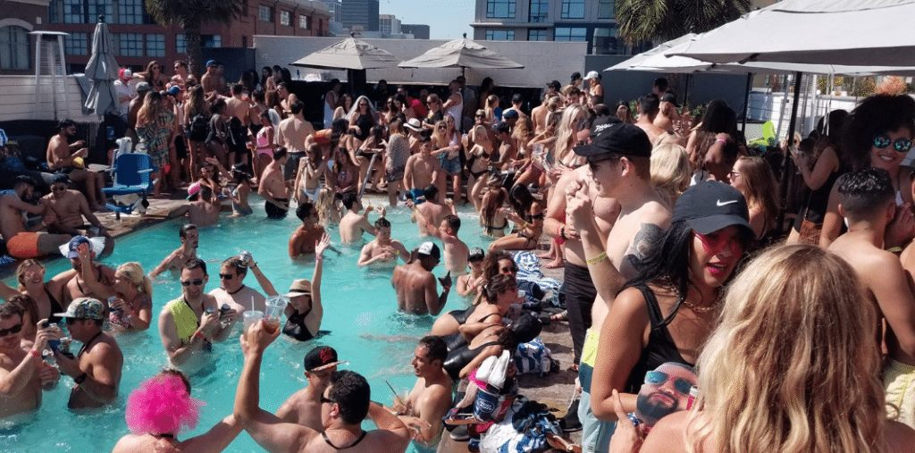 Intervention Labor Day Pool Party location