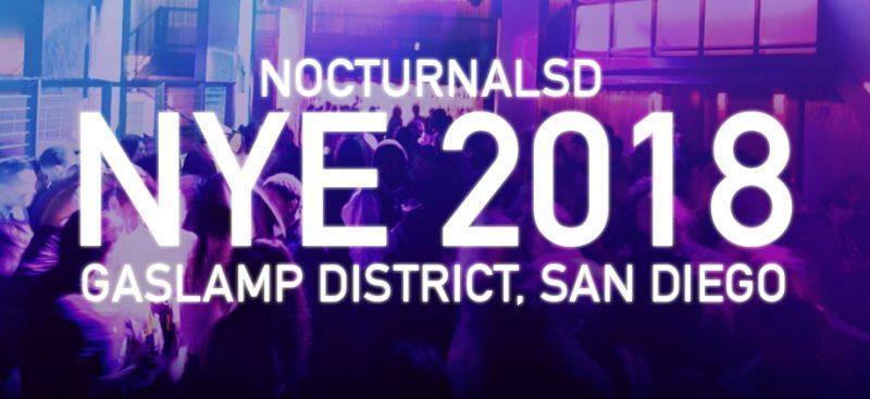 SAN DIEGO NYE 2018 CLUB EVENTS TICKET PROMO CODE