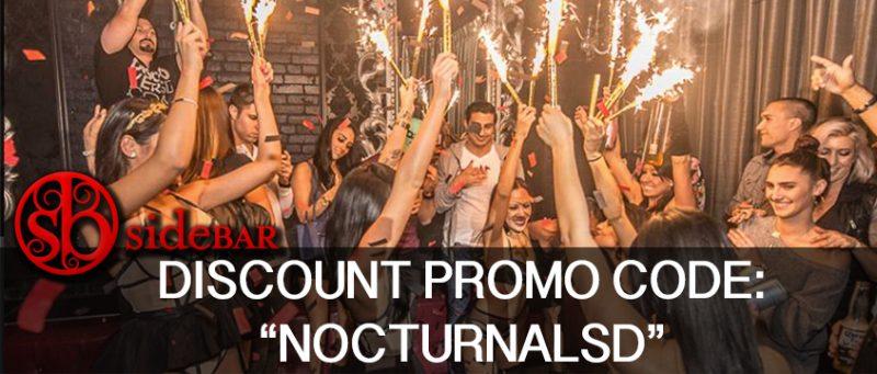 Sidebar NYE Promo Code Discount Tickets San Diego