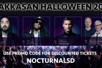 Hakkasan Halloween Party Las Vegas Discount Tickets Promo Code 2017